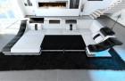 Design Sectional Sofa New York U Shape with optional sofa bed