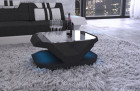 Modern Fabric Coffee Table Beverly Hills black - hugo 14