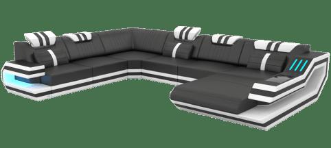Se på din nye sofa eller lædersofa i 360 grader