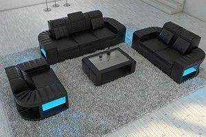 Stof sofasæt